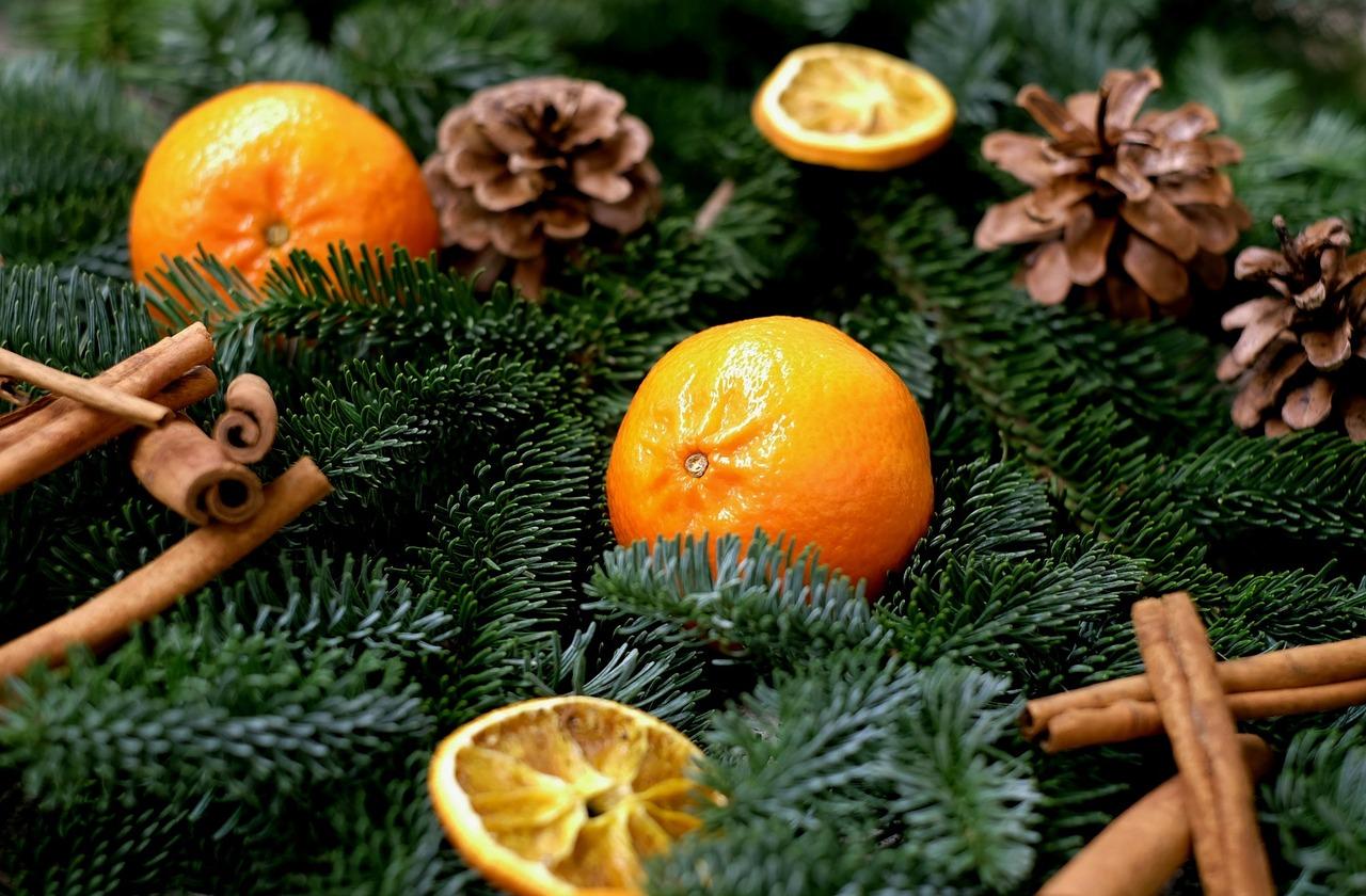 zapachy świąt bożego narodzenia