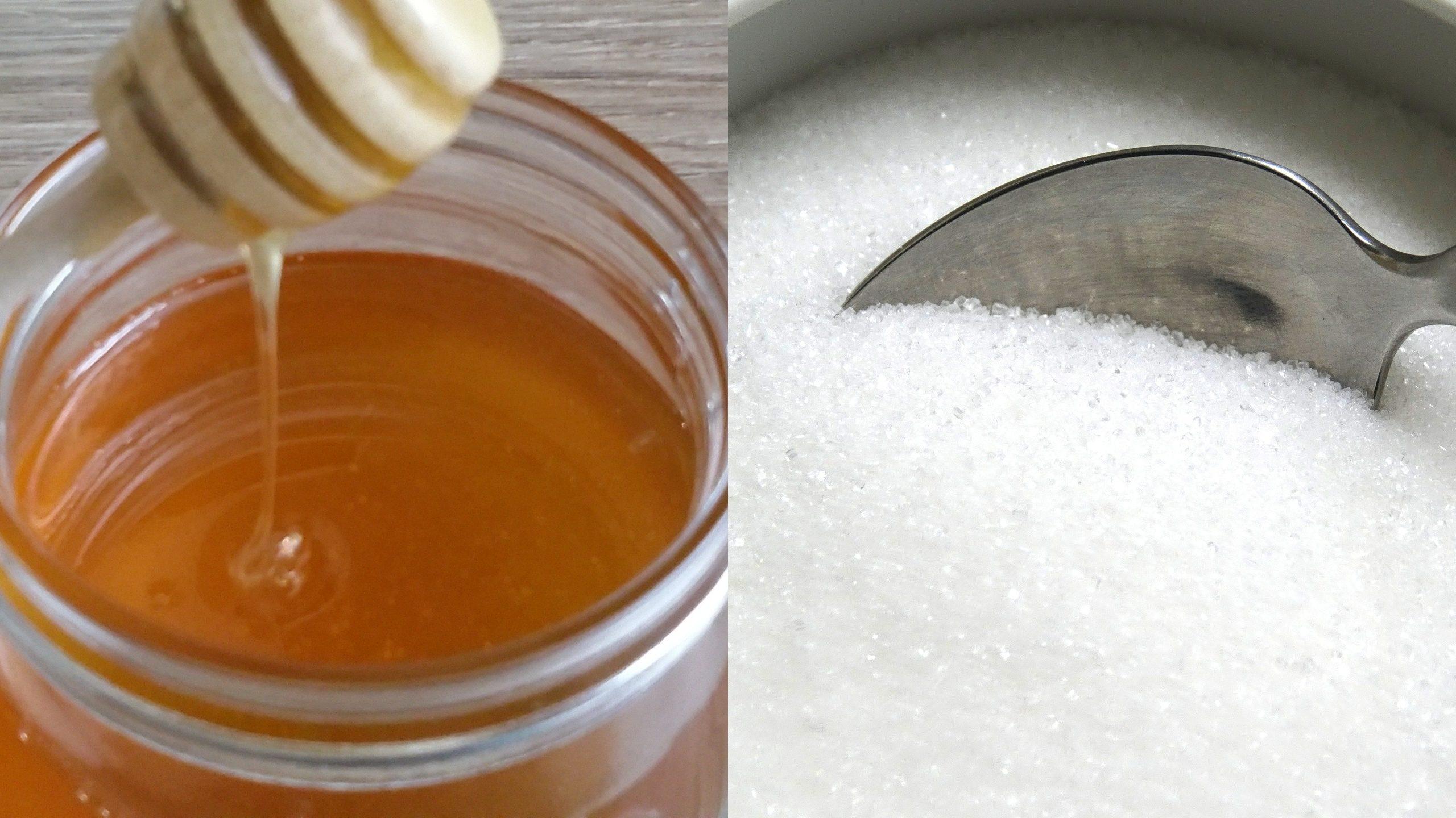 przepis na zdrowy cukier